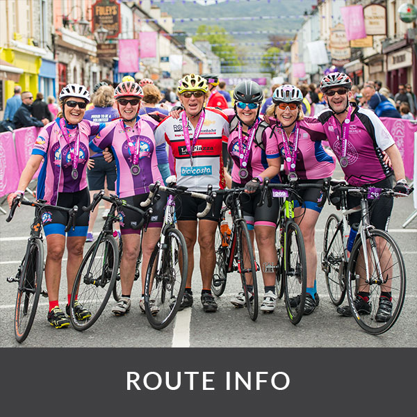 Ring of Beara Cycle route info