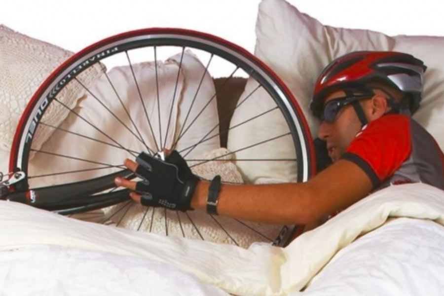 10 Signs you are addicted to cycling