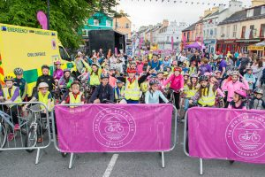 Kids Cycle Around Kenmare