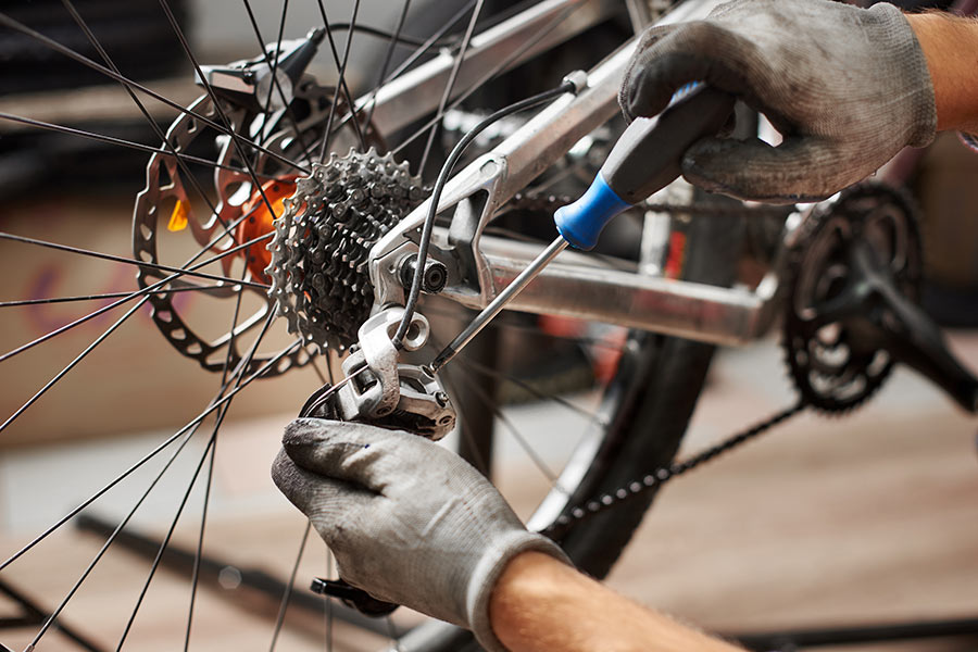 Spring Bike Maintenance