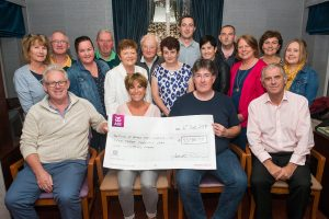 Local charities benefit from bumper charity donation from Ring of Beara Cycle 2019
