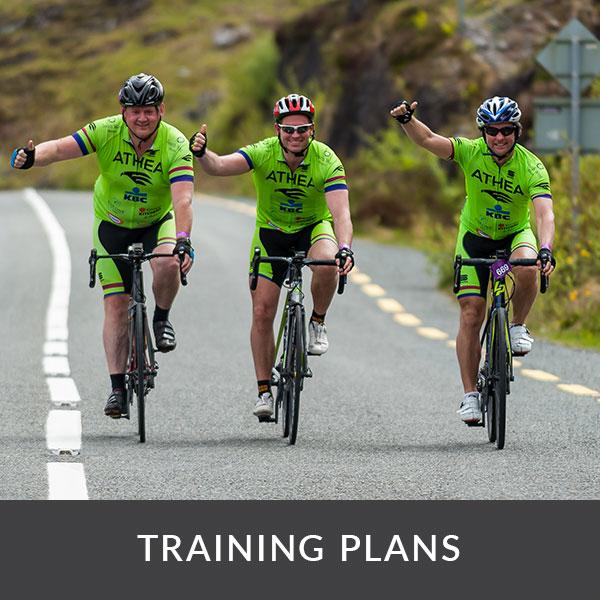 Ring of Beara Cycle training plans